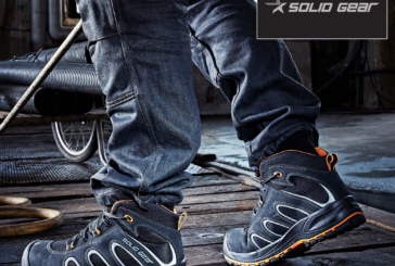 Solid Gear winter safety boots