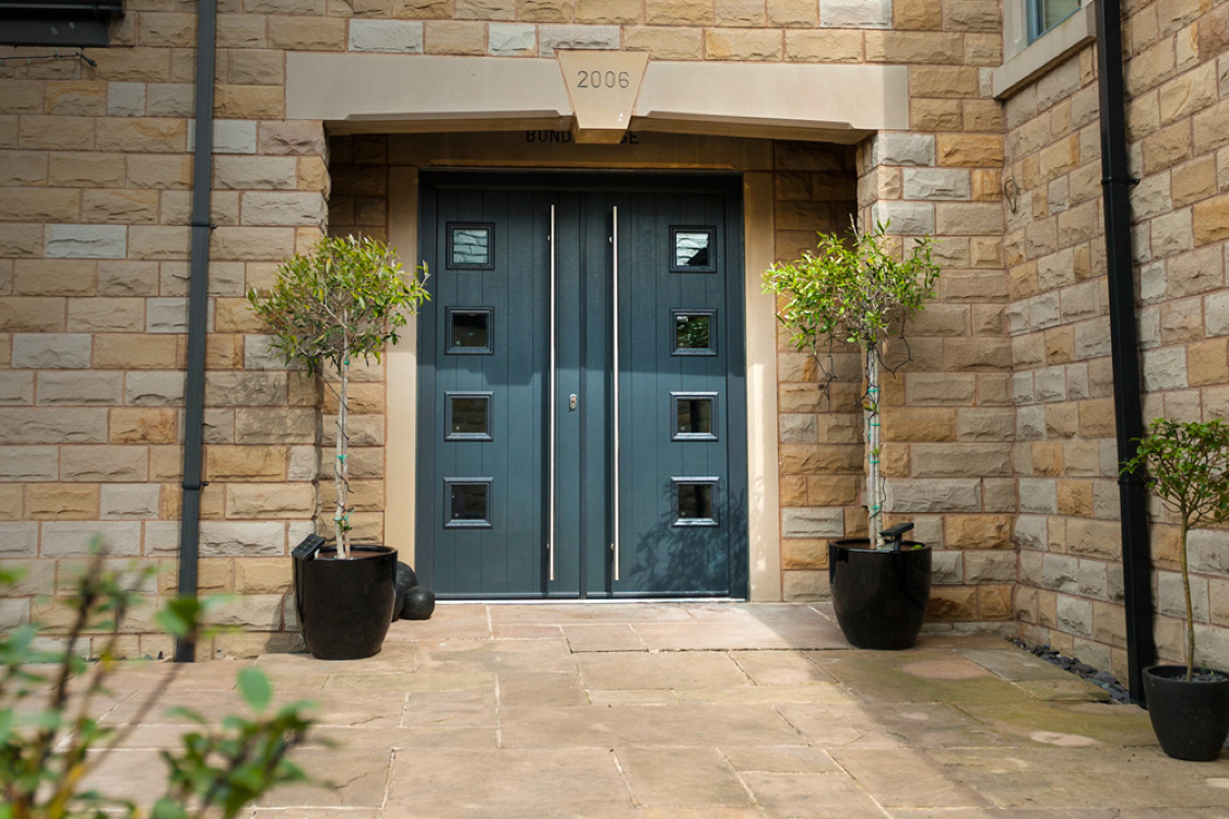 Four advantages to Solidor doors