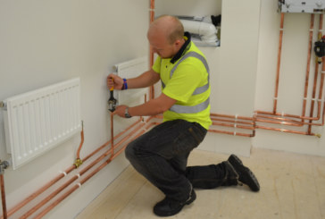 Stelrad explores options to heating in bathrooms