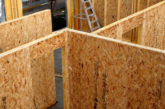 SterlingOSB Zero makes walls strong and sustainable