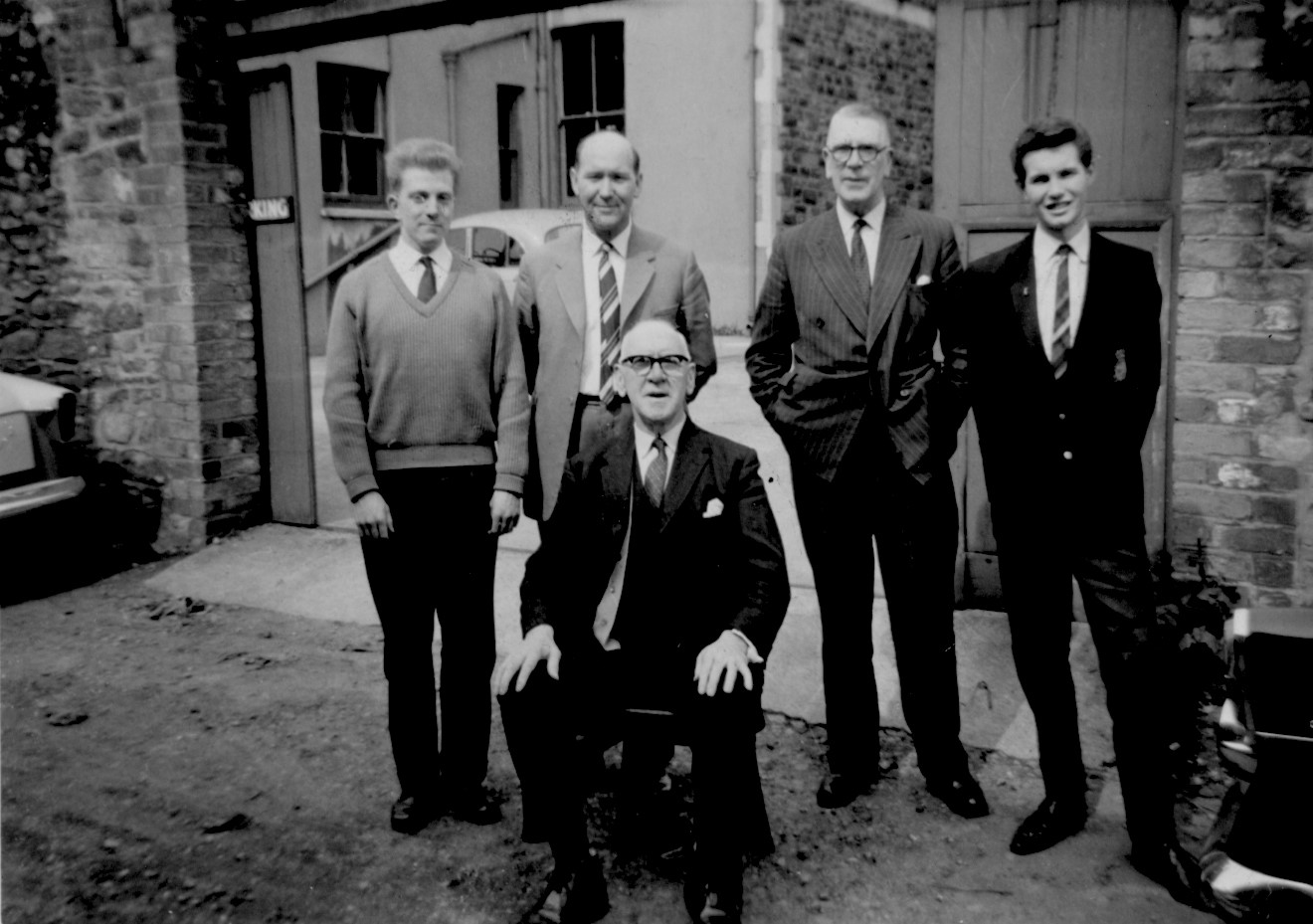 Cardiff business TB Davies celebrates 75 years of serving Wales