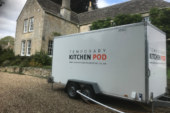 The Temporary Kitchen Pod