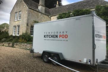 The Temporary Kitchen Pod