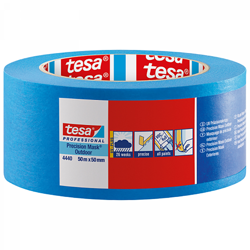 Outdoor masking tape from tesa