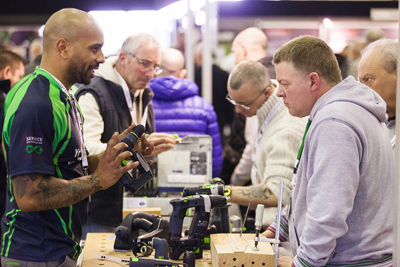 Preview: Pro Builder Live, Toolfair and Elex Harrogate