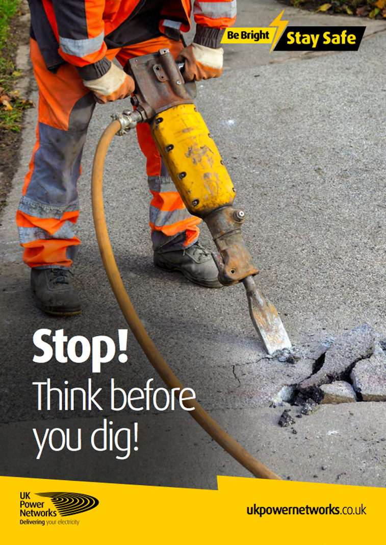 The UK Power Networks Be Bright, Stay Safe campaign