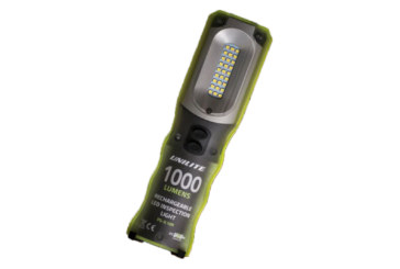 2 Unilite inspection lights to win