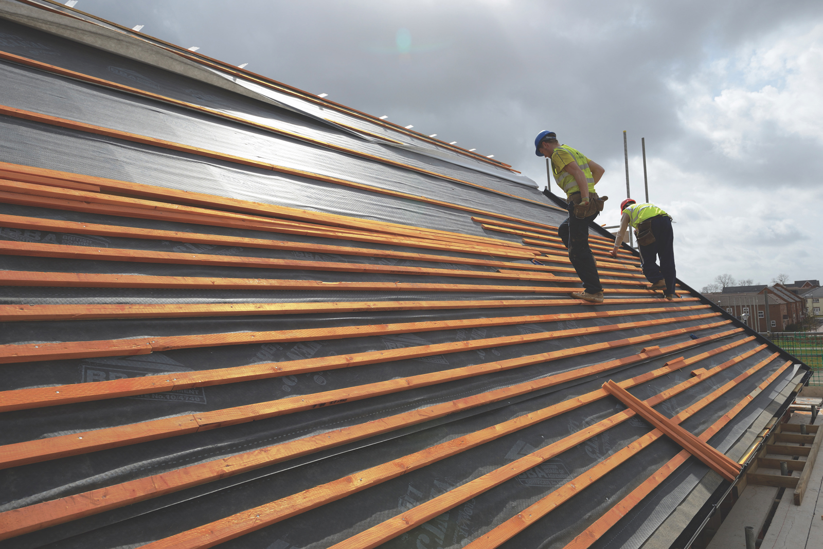 SR Timber's guide to spot a genuine roofing batten