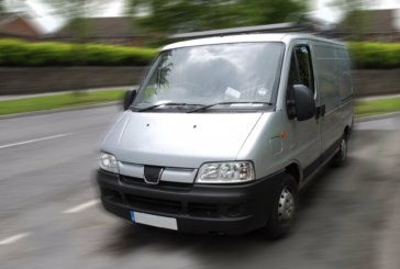 More new vans on Britain's roads