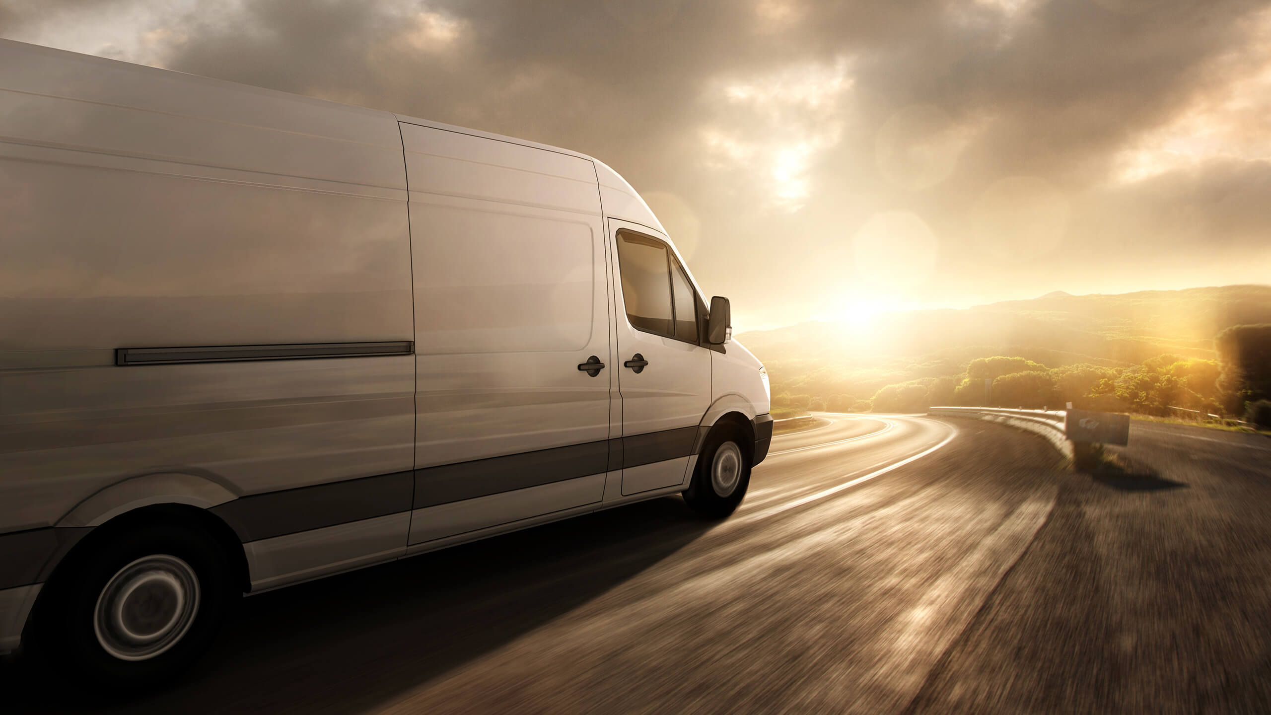 Van drivers at increased risk of sun damage