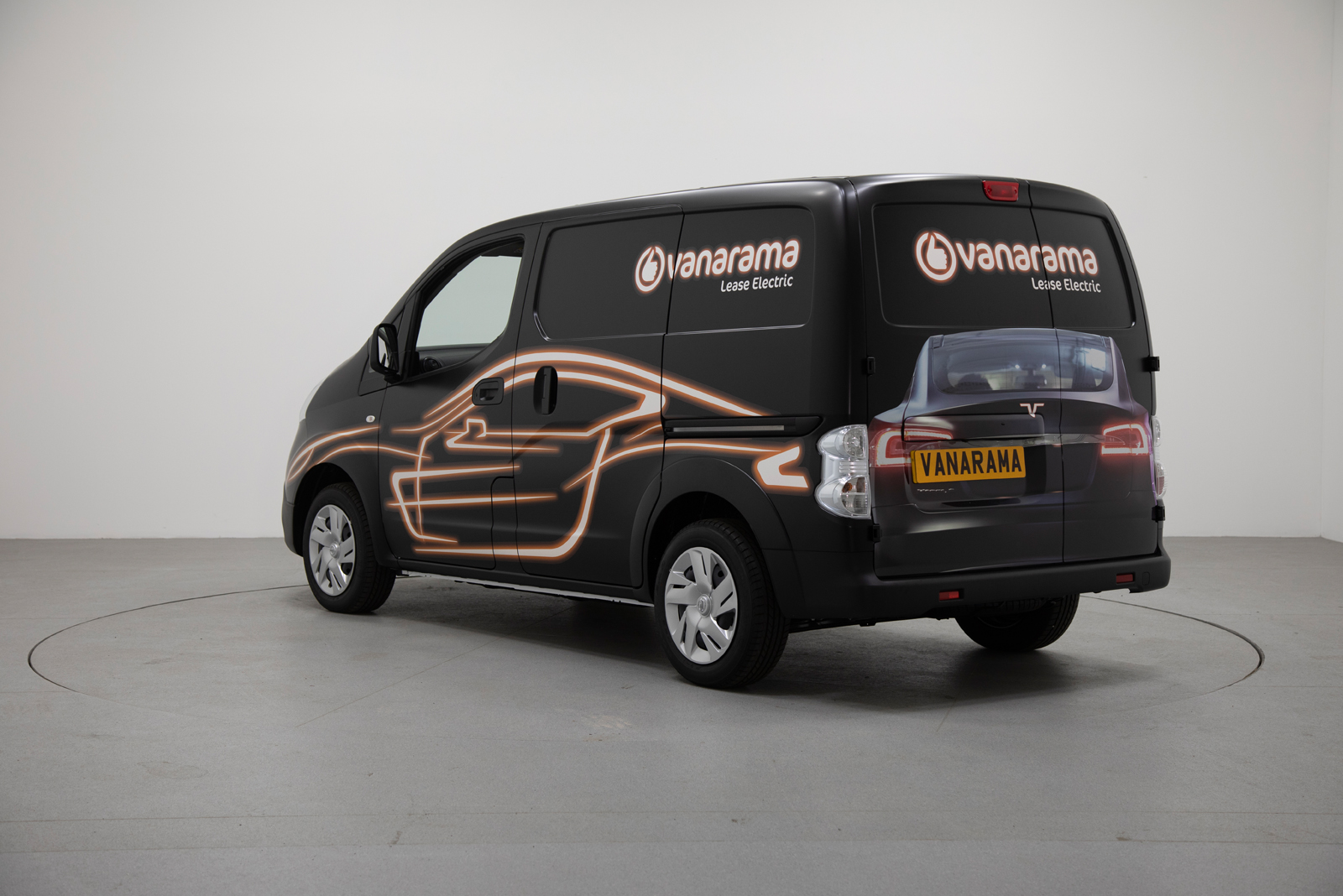 Vanarama offers their latest electric solutions