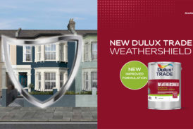 Modernising properties with the Dulux Weathershield range and you could WIN!