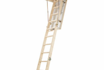 Youngman loft ladder