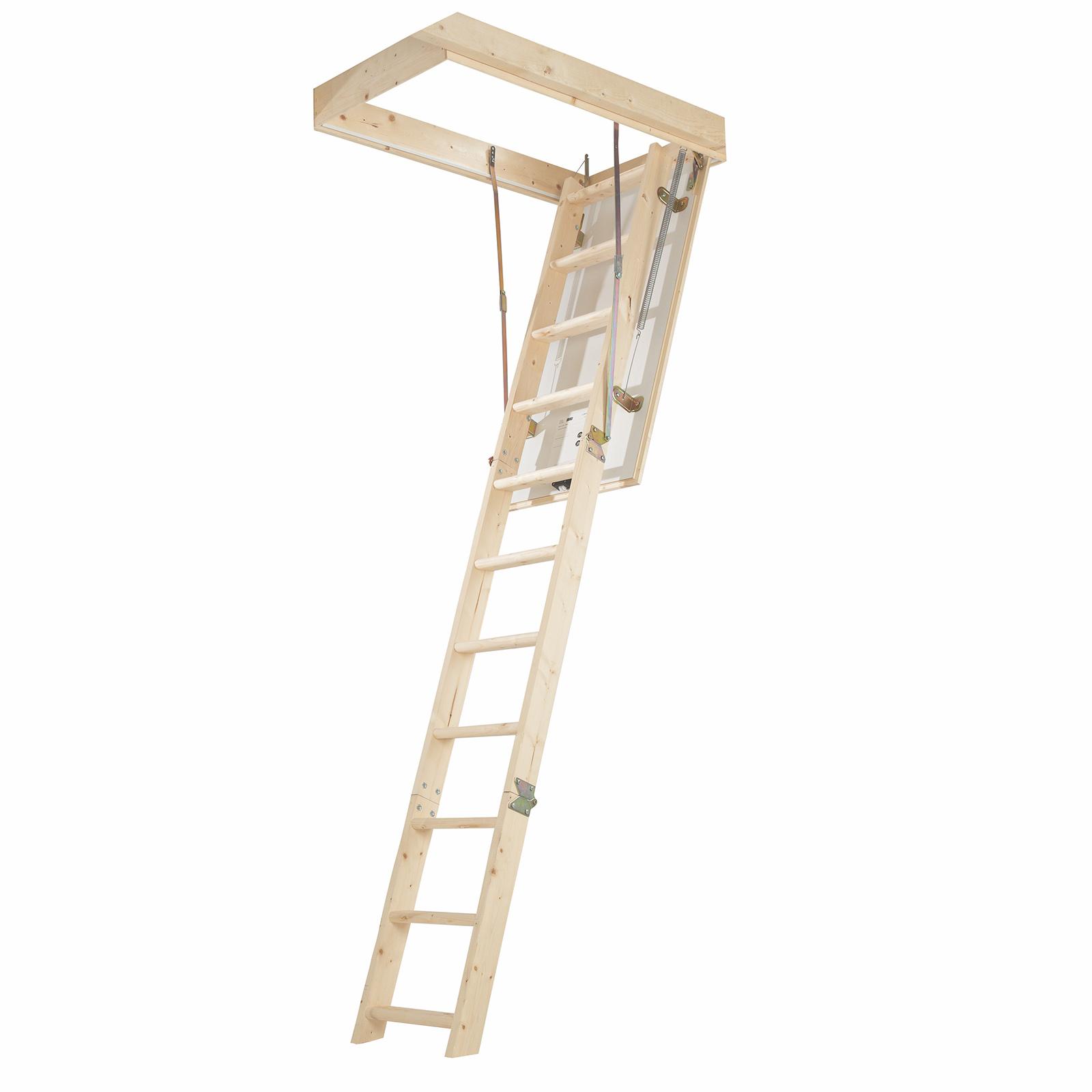 Youngman loft ladder