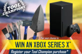 Win an XBOX Series X with Faithfull Tools