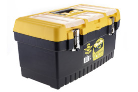 Win a packed toolbox with Yale